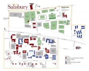 Campus Map2017